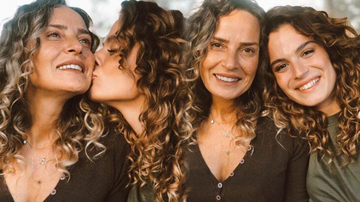 Aslı Bekiroğlu and her beauty mother Süheyla Bekiroğlu.