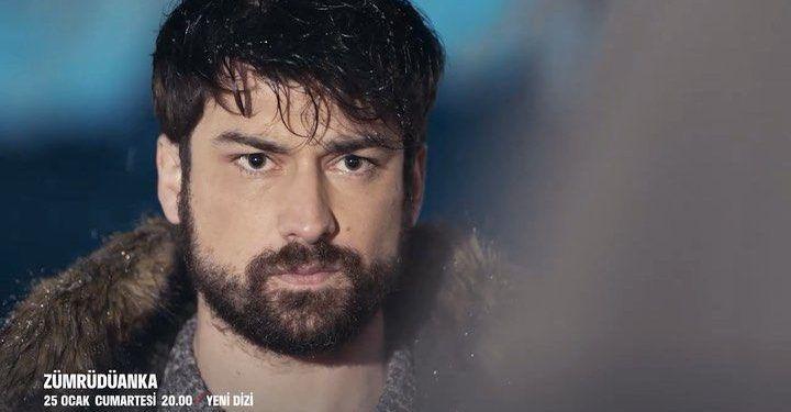 Alp Navruz acted as Serhat Demirkan in Zümrüdüanka Turkish TV drama.