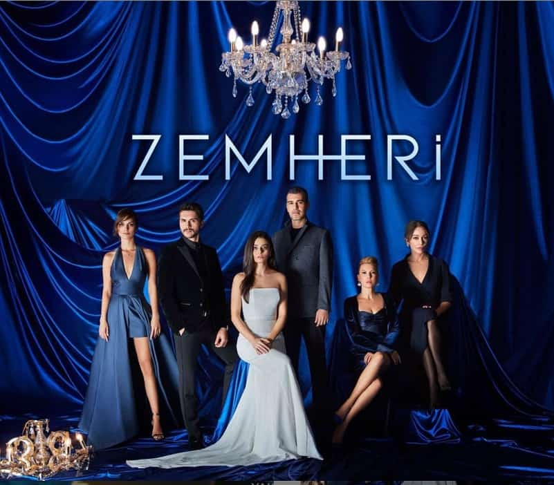 The new Turkish TV series Zemheri is a remake of the Korean original version Resurrection.