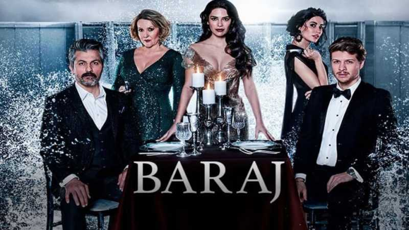 Baraj — Dam is a new Turkish TV drama starts on the 17th of March, on Tuesday.