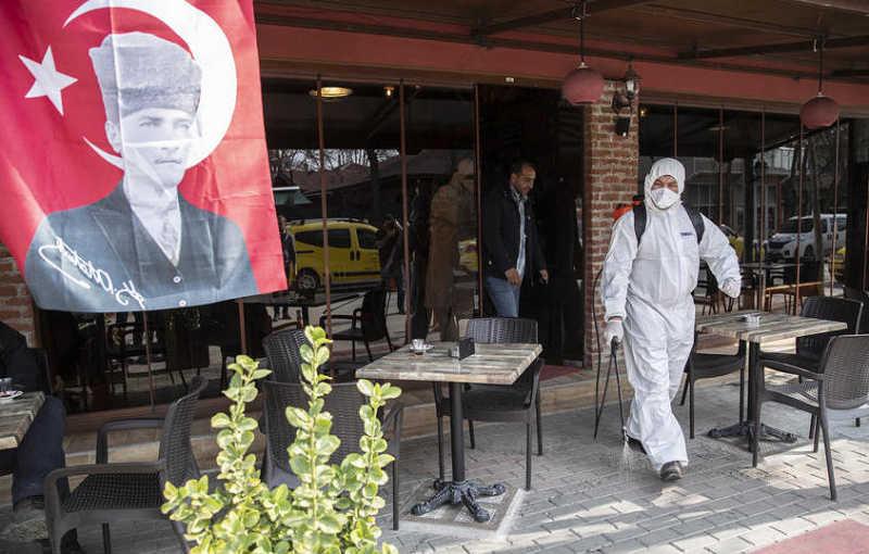 Coronavirus (Covid-19) Leaps Over Turkey, too: The First Coronavirus Case Announced by Turkish Authorities