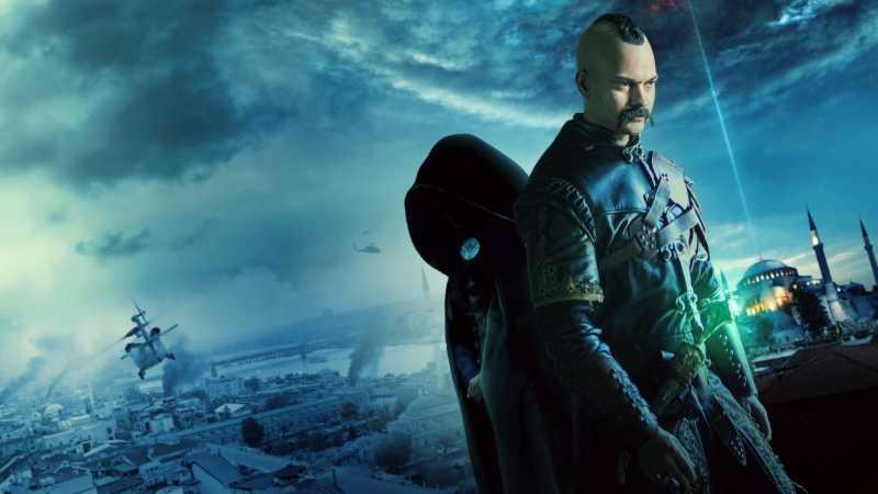 Hakan: The Protector has begun with the 3rd season.