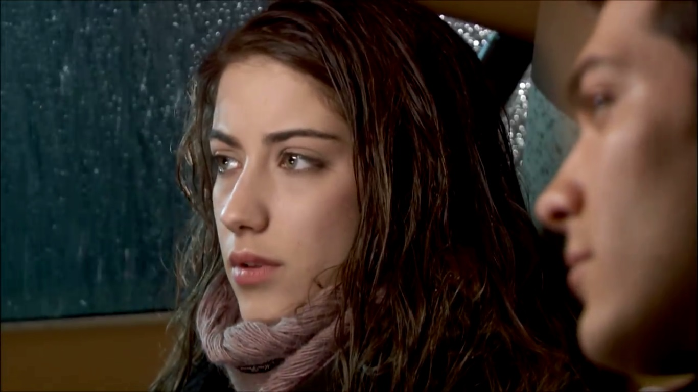 Hazal Kaya (acted as Feriha) brought up one of the most legendary Turkish TV characters