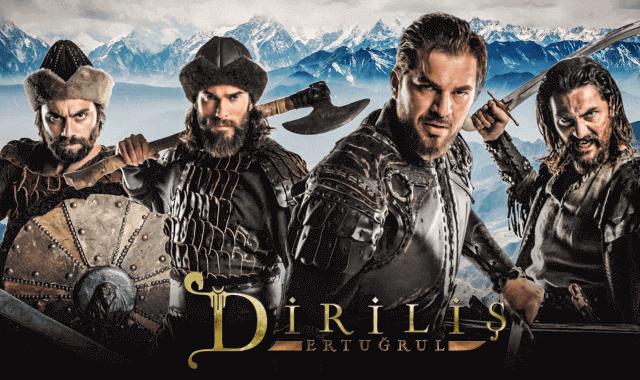 Diriliş Ertuğrul — Resurrection Ertuğrul is a world-famous Turkish TV series.