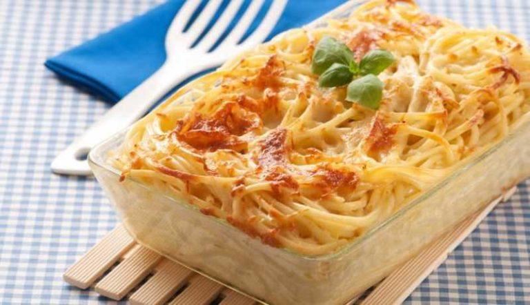 Turkish Oven-Bakes Pasta: Today's Recipe