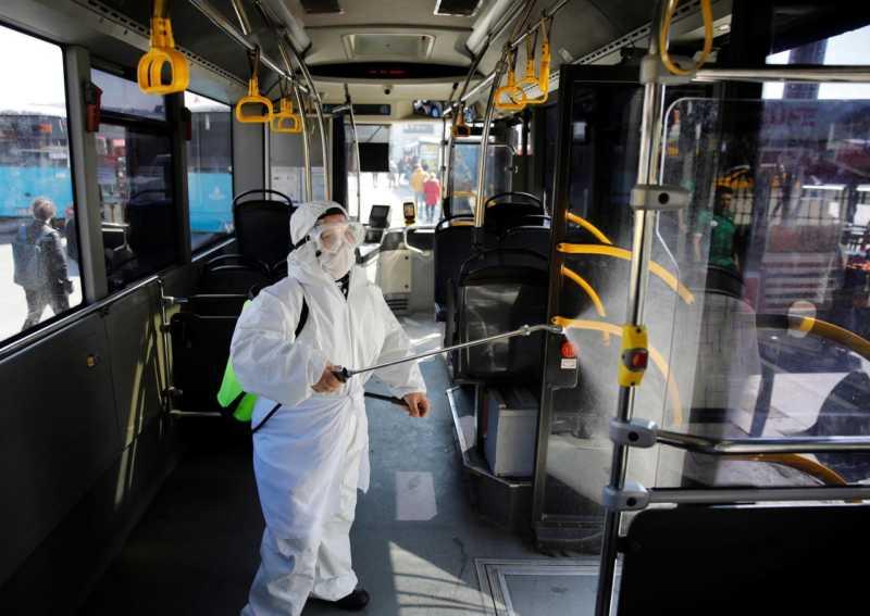 Turkey, however, took preemptive measures to halt the spread of the virus.