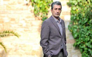 Erkan Petekkaya is the popular actor of Turkish TV series.