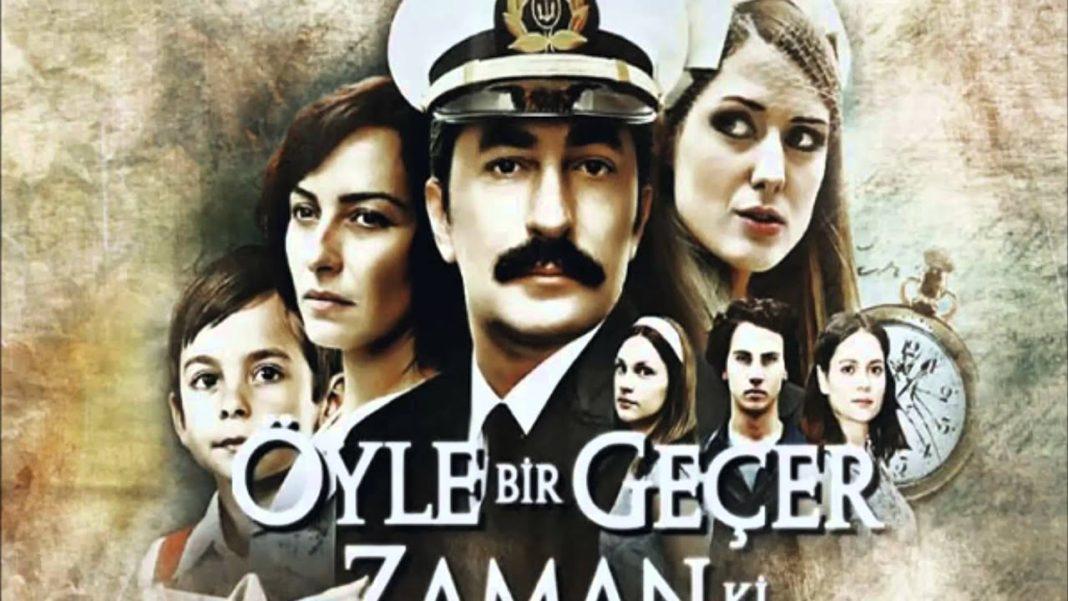 Öyle Bir Geçer Zaman Ki — Time Goes By is a 2010 make Turkish TV drama.