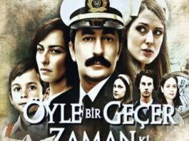 Öyle Bir Geçer Zaman Ki — Time Goes By is a 2010 make Turkish TV drama.