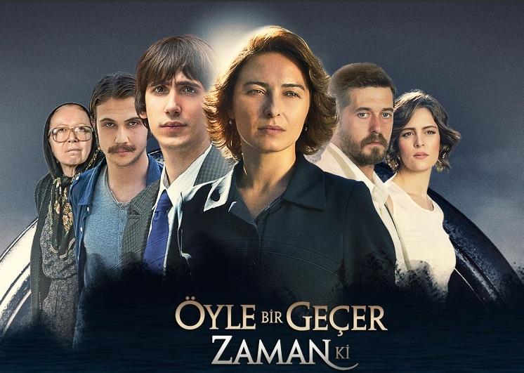 Öyle Bir Geçer Zaman Ki — As Time Passes By is a 2010-2013 run Turkish TV series.