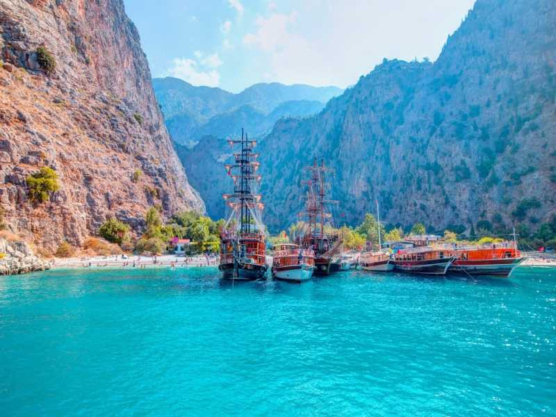 The list of Turkey's hidden natural beauties will amaze you!