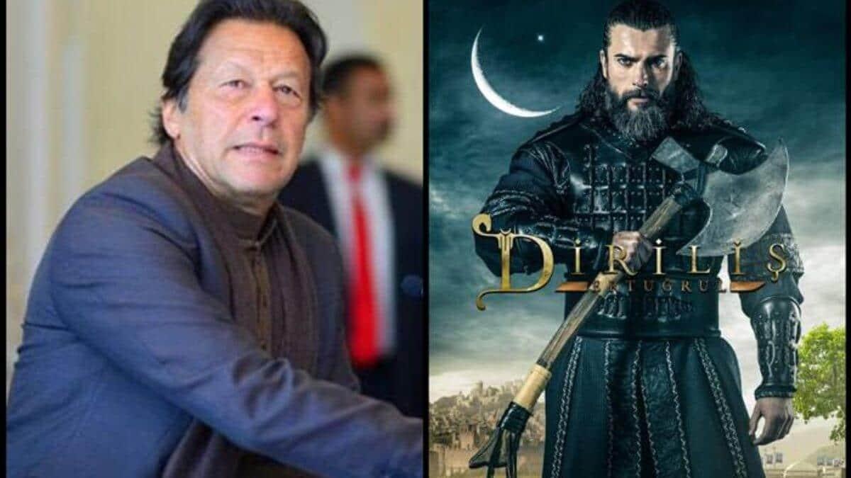 Pakistani PM Imran Khan shared his views on Turkish historic drama Resurrection: Ertugrul — Diriliş Ertuğul. (Image Credit-INCPak)