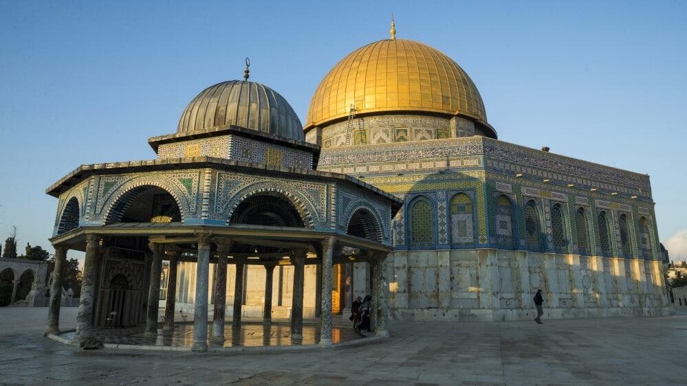 Al-Aqsa Mosque (Image Credit-Al Jazeera)