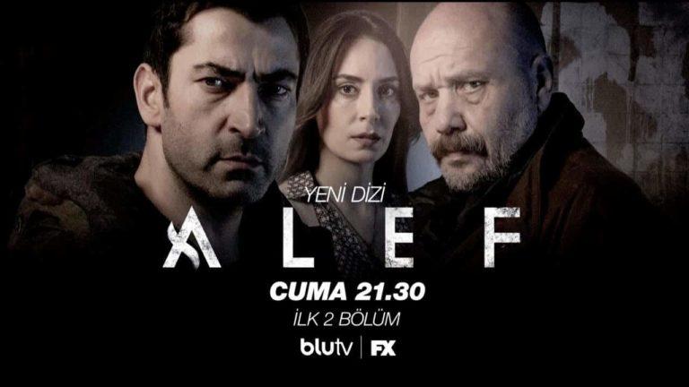 "Turkish Crime Drama ""Aleph"" Reveals the Set of Murders in Bosphorus"