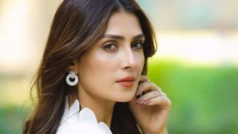 Ayeza Khan (Image Credit-Daily Times)