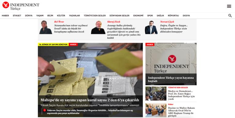 Media Battle over The Independent: Turkısh and Saudi Conflict