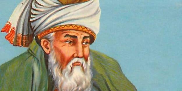 Islamic Sufi Mevlana Celaleddini Rumi.