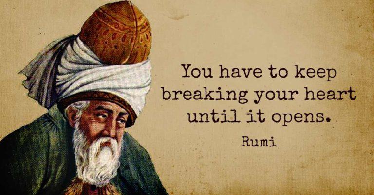 Mevlana Celaleddin-i Rumi: A Brief Summary of the Mystic Sufi
