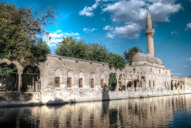 The pool of Abraham (Image Credit-Turkey Travel Centre)