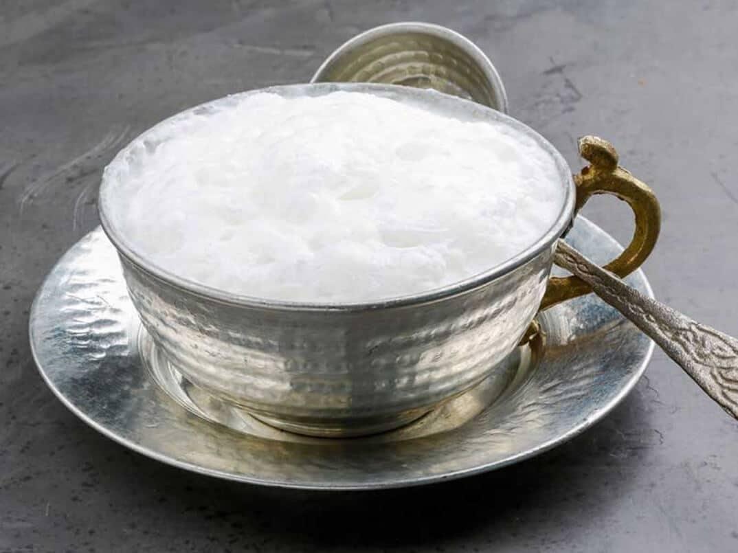 Ayran is the Turkish refreshment drink. (Image Credit-Turkish Foodie)