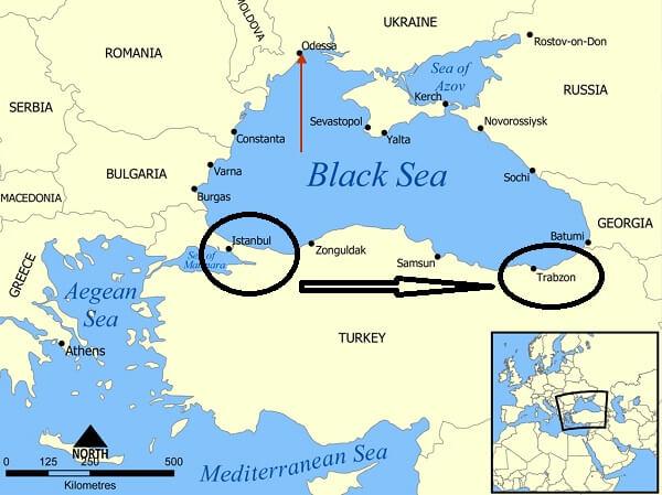 Bob Dylan's Turkish origins. (Image Credit-NSF)