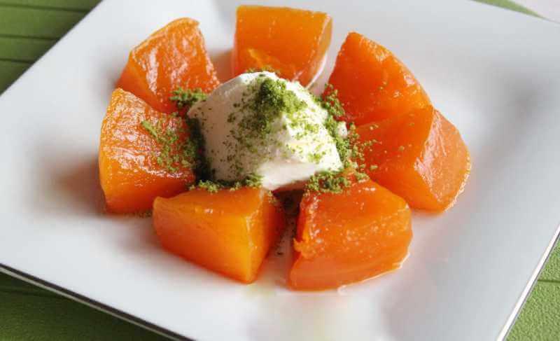 Candied Pumpkin dessert is delicious and easy-to-make. (Image Credit-Pratik Yemek Tarifleri)