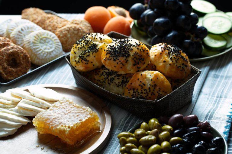 Recipe of the Day: Poğaça, Stuffed Turkish Bread Rolls