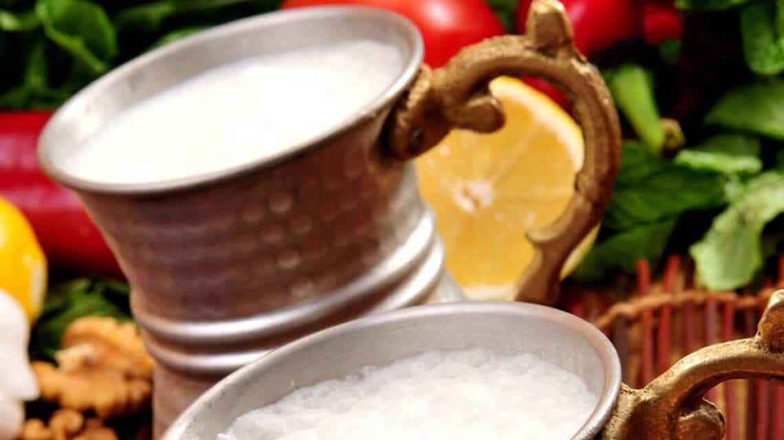The Most Refreshing Turkish Beverage Ayran. (Image Credit-Go Turkey Tourism)