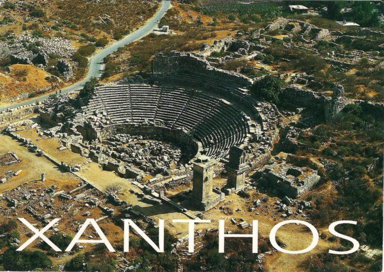 Turkey's World Heritage: Xanthos-Letoon on the historical Lycian Way