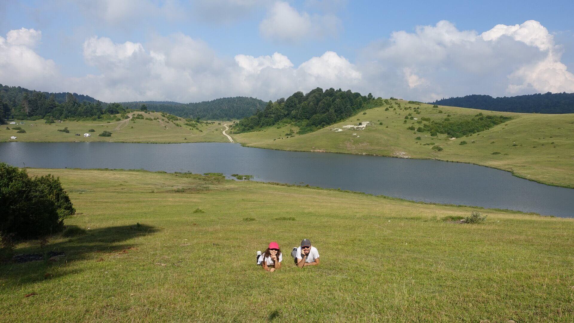 Sultanpınar Yaylası Camping area is in Bolu, only three hours away from Istanbul. (Image Credit-Evim Doğa)