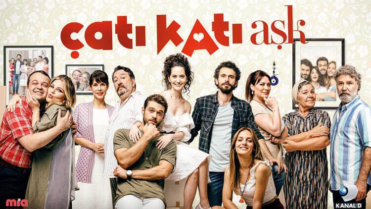 Çatı Katı Aşk - Attic Love started watching the first episode on Thursday, July 9. (Image Credit-Hürriyet)