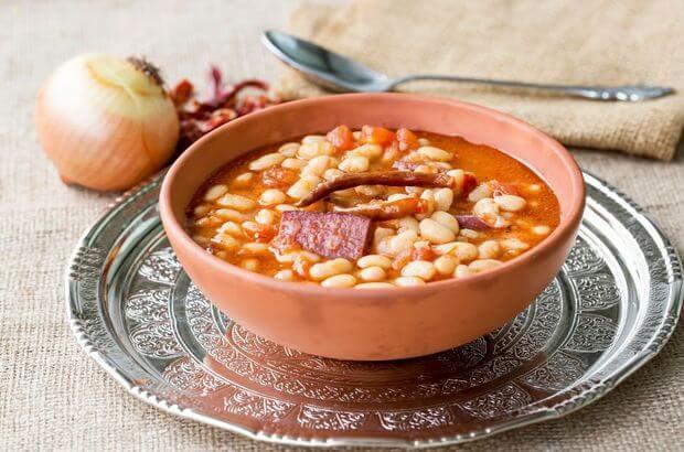 Kuru fasulye (Turkish white bean stew). (Image Credit-Habertürk)