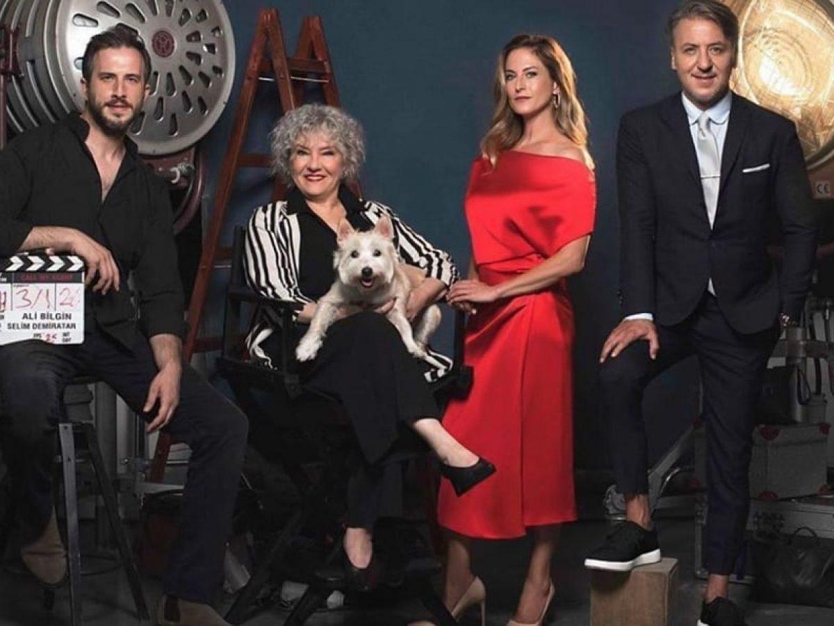 Call My Agent (Menajerimi Ara) is a new Turkish TV series.
