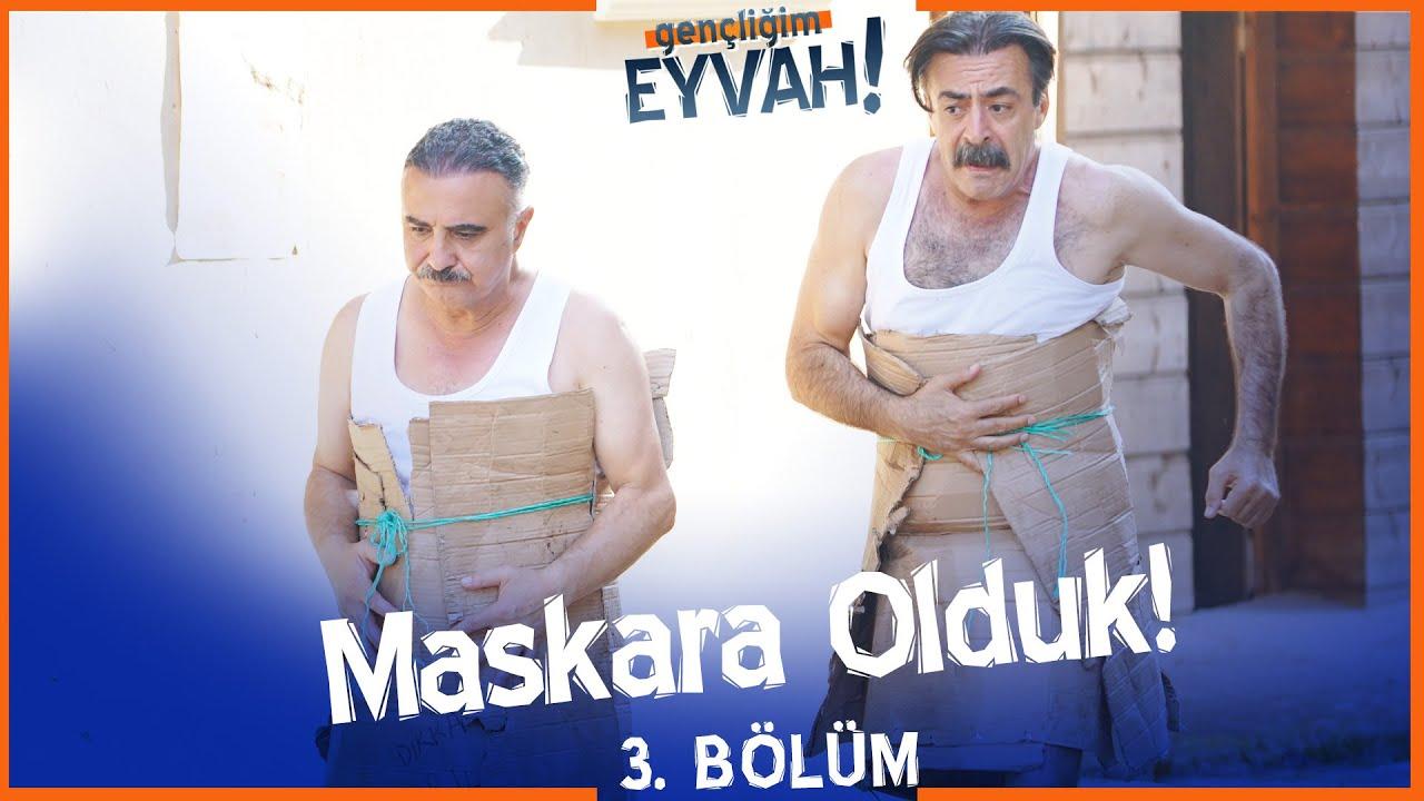 Gençliğim Eyvah Arif (Cengiz Bozkurt) and Zekeriya (Levent Ülgen)