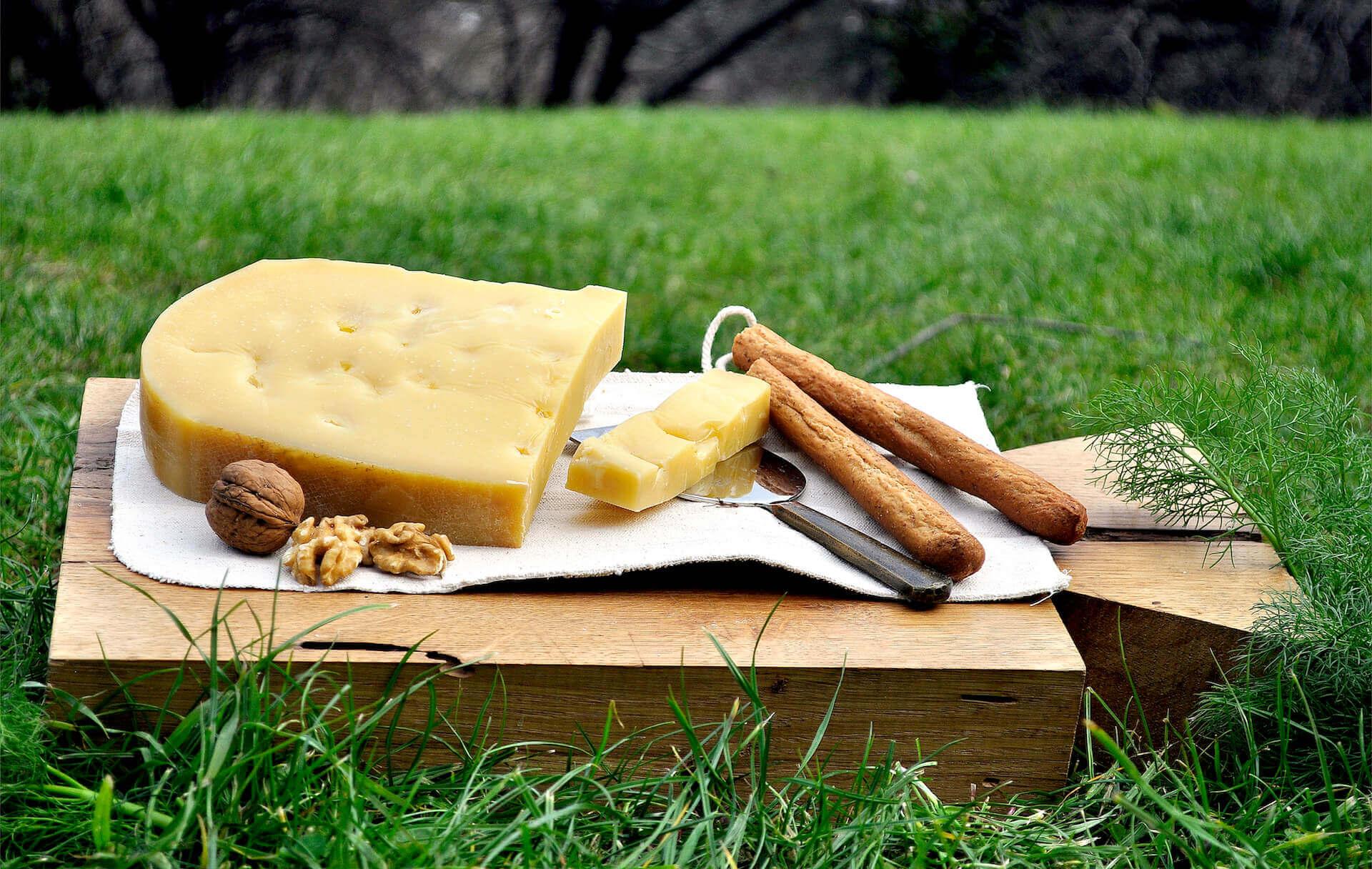 Gruyere Cheese (Gravyer Cheese) from Kars is a world-class cheese.