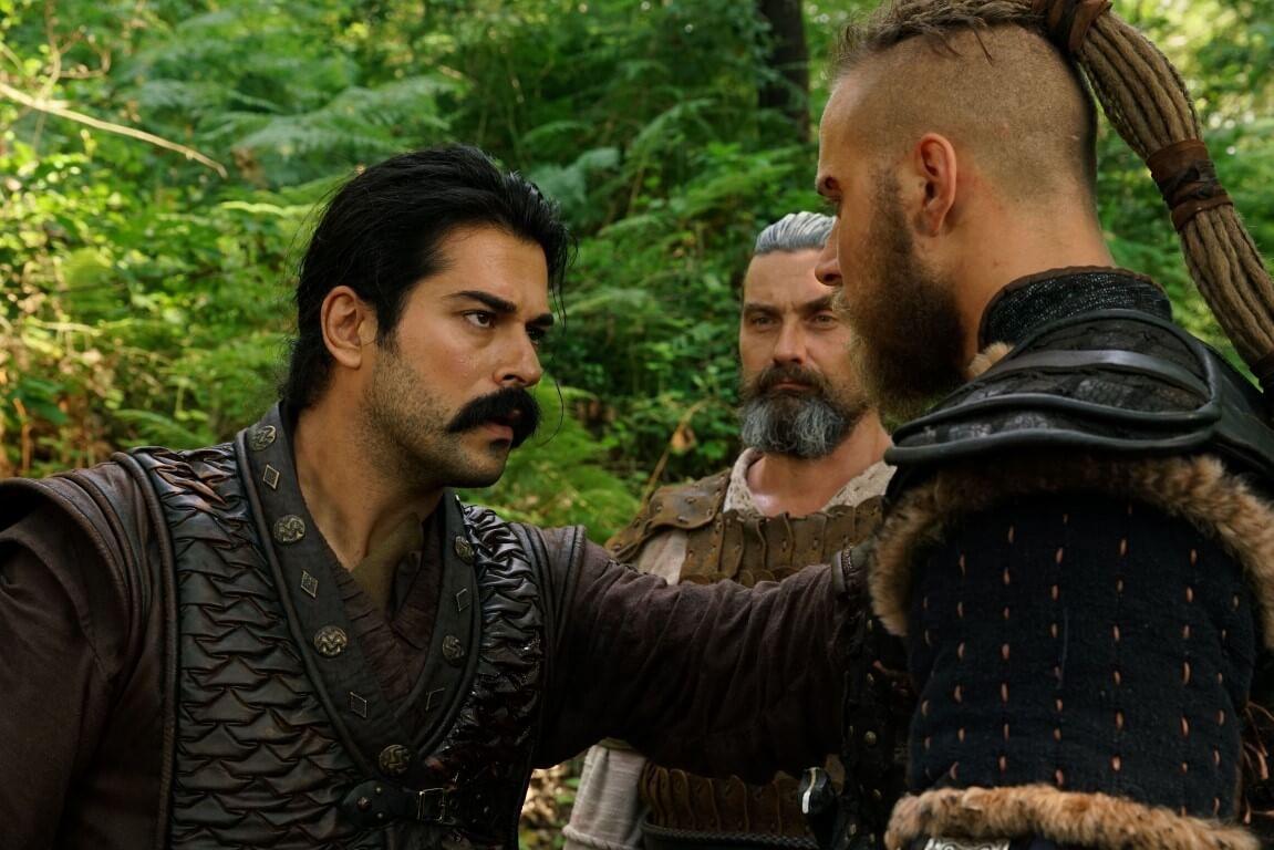 Kuruluş Osman - The Ottoman has become a very popular historical Turkish series. (Image Credit-Sabah)