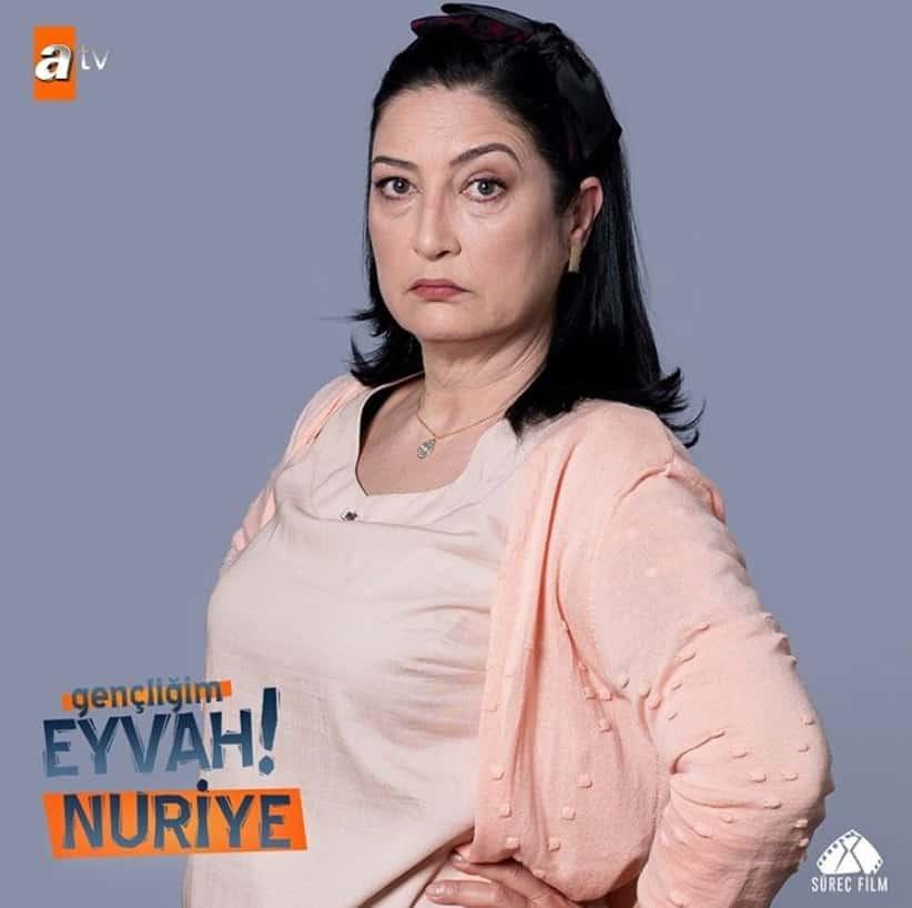 Nuriye Bozoğlu (played by Ulviye Karaca) is the wife of Zekeriya.