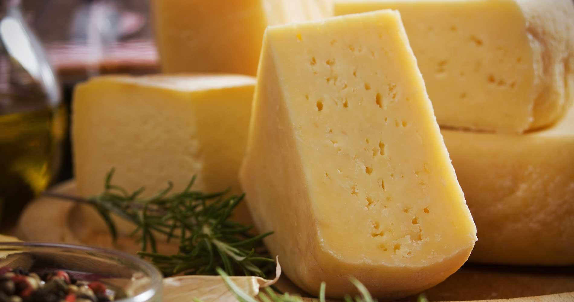 Sheep Tulum cheese. (Image Credit-Eskapas)