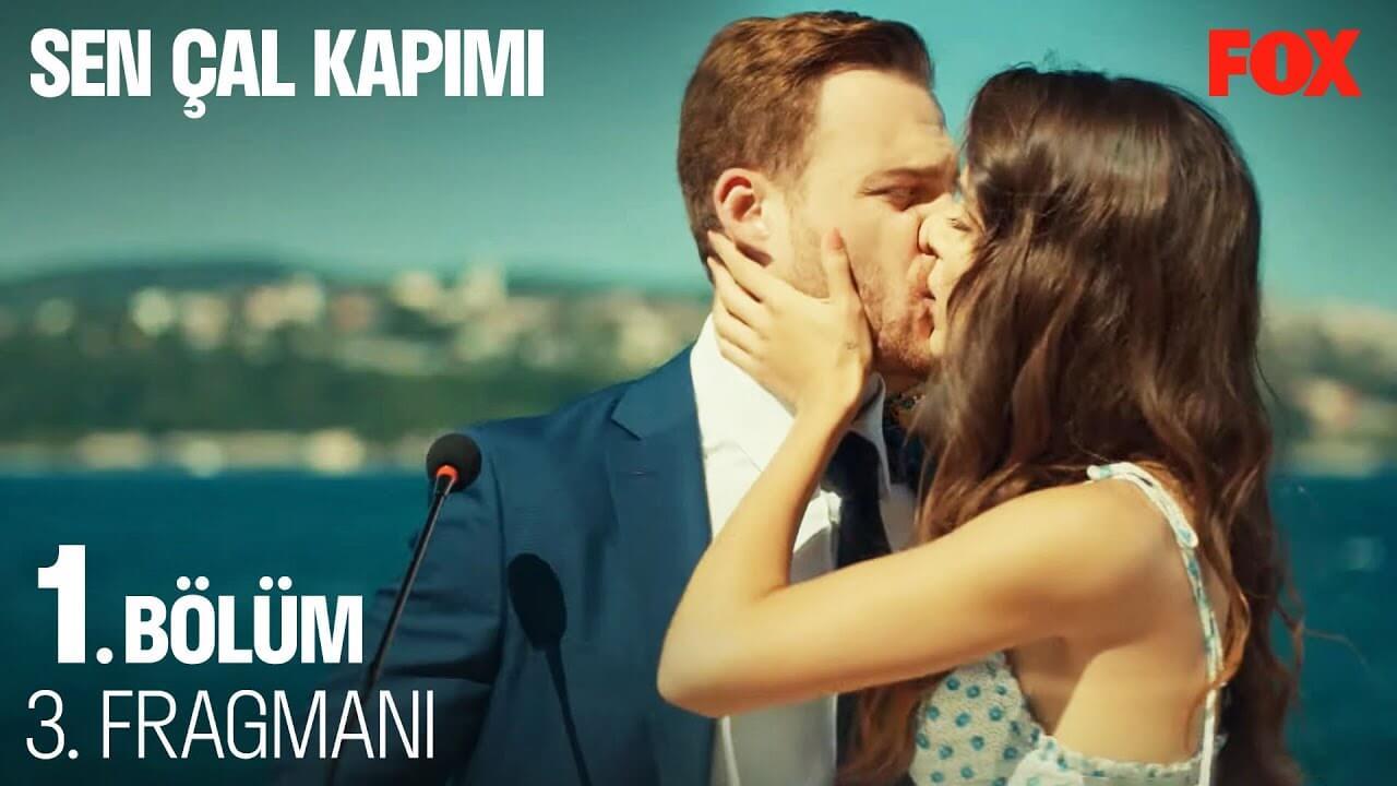 The romantic comedy of Hande Erçel and Kerem Bursin began on Wednesday, July 1. (Image Credit-YouTube)
