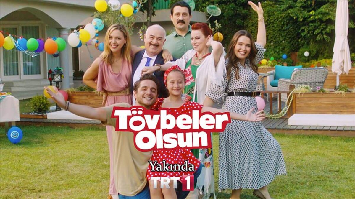 Tövbeler Olsun is a new series in post-COVID period. (Image Credit-Hürriyet)