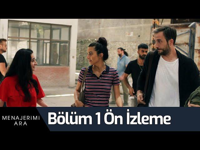 Tuba Büyüküstün in ''Menajerimi Ara'' (Call My Agent).