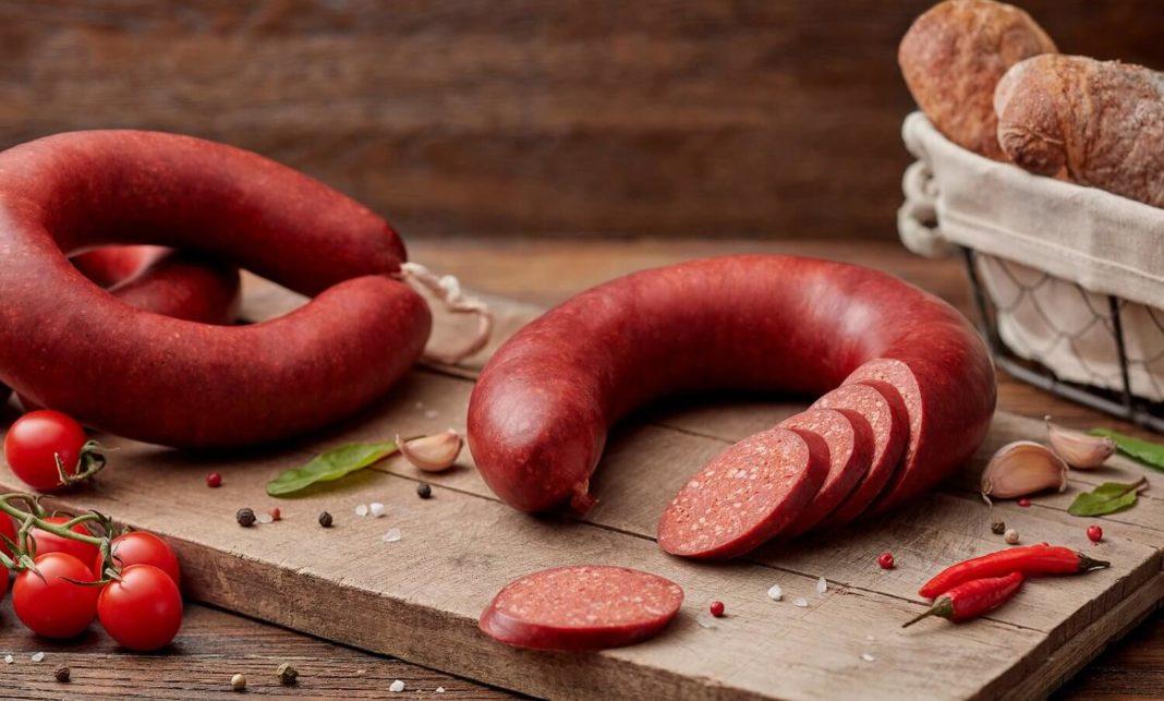 Turkish Sucuk Beef Sausage (Image Credit-Danet)