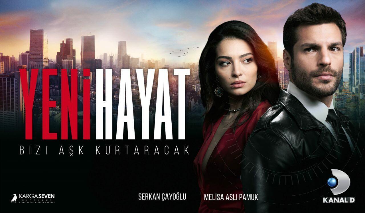 Yeni Hayat - New Life will start broadcasting in September. (Image Credit-MedyaTava)