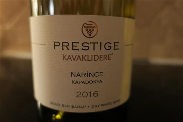 Kavaklidere, Prestige Narince.