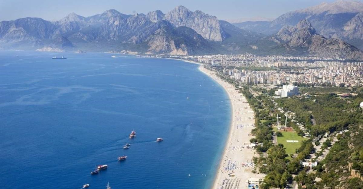 Antalya's Konyaaltı Beach