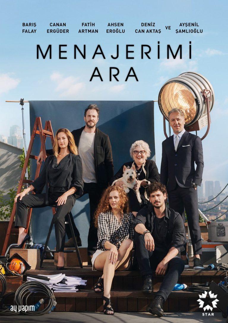 "Menajerimi Ara — ""Call My Agent"": A New Adaptation on Turkish TV"