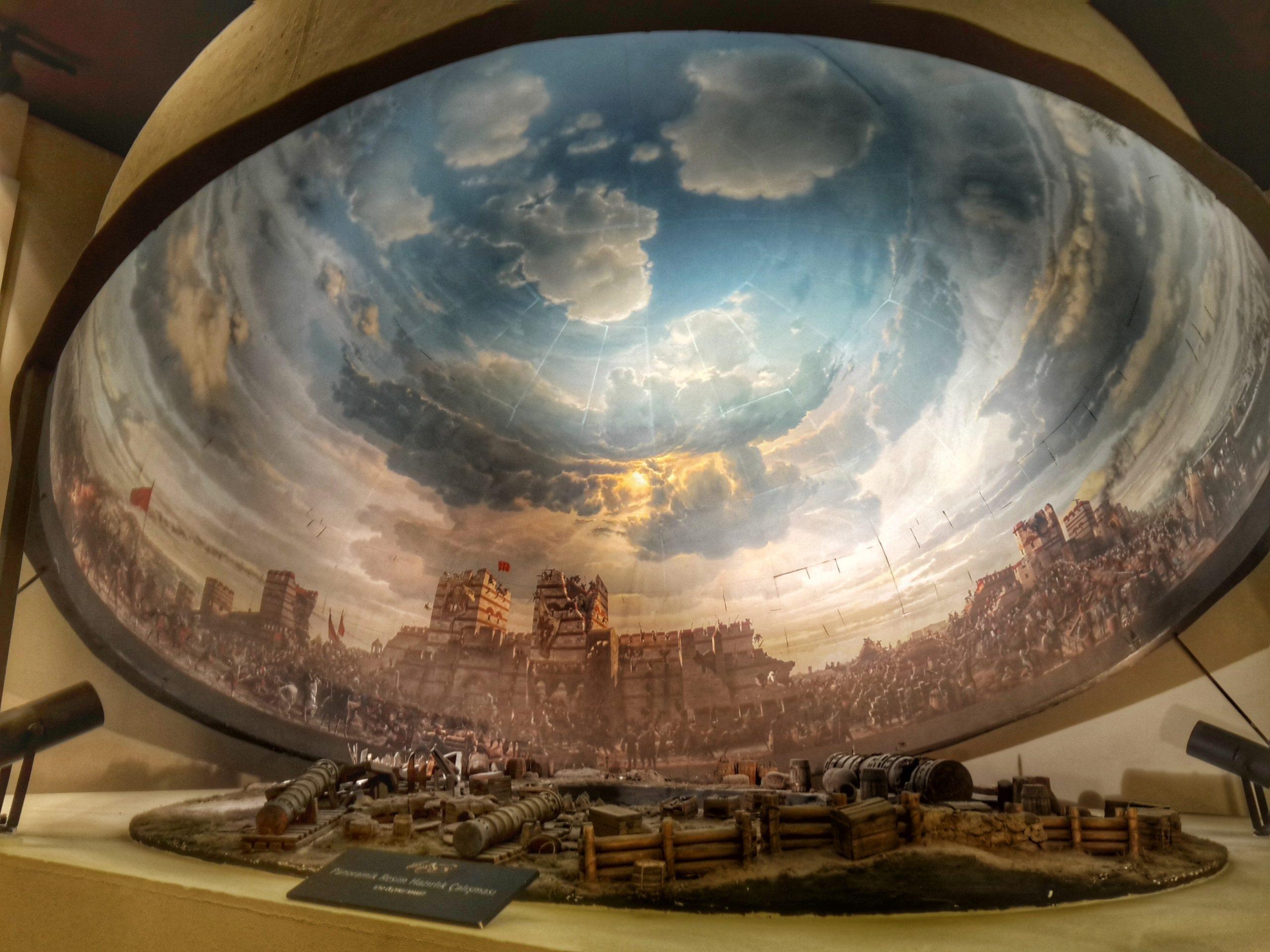 Panorama 1453 History Museum. (Image Credit-Pexels)