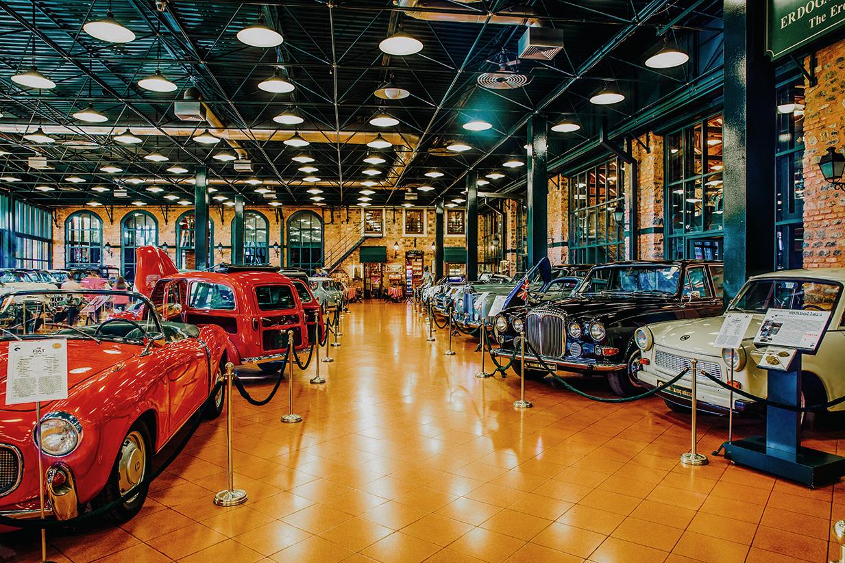 Rahmi Koç Car Museum