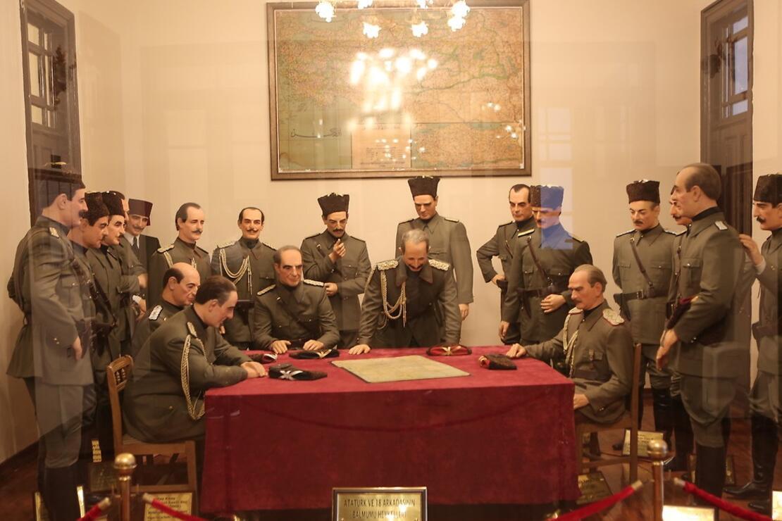 Samsun Gazi Museum