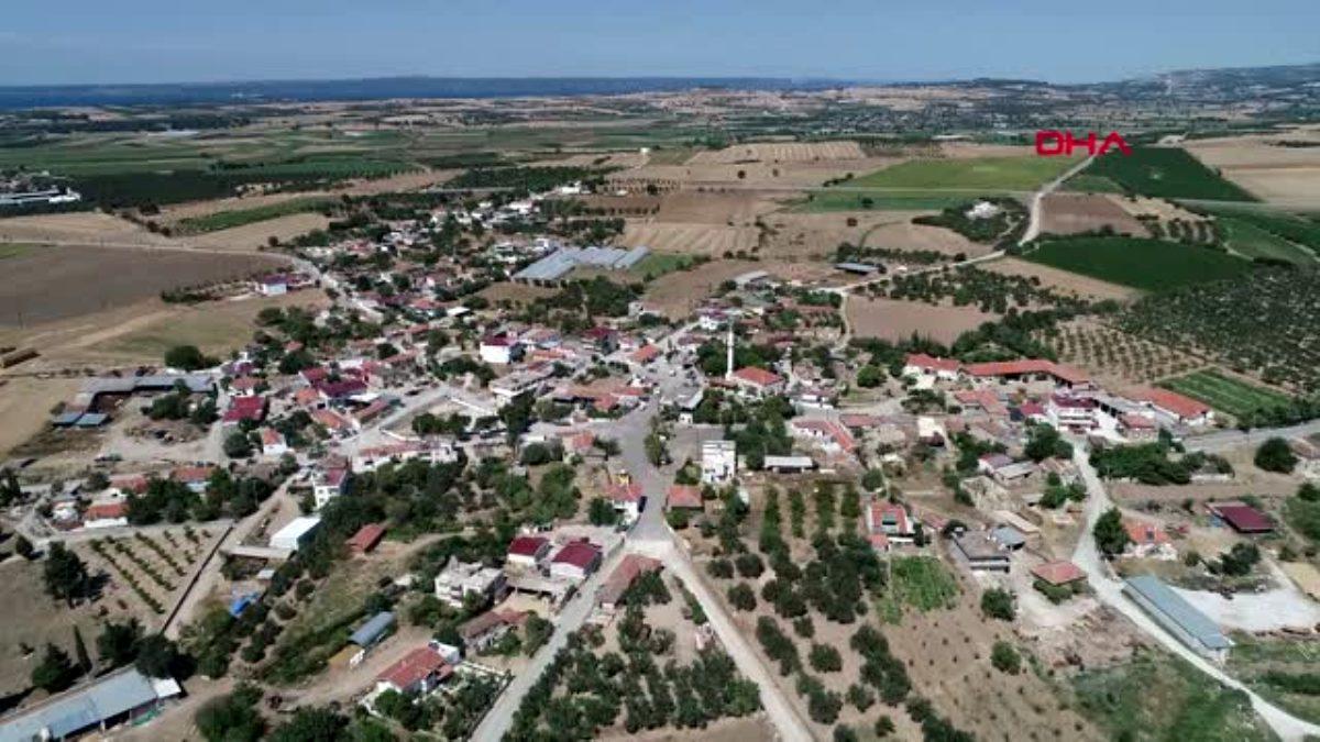 The Naked Village of Turkey's Çanakkale City. (Image Credit-Haber Ofisi)